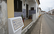 Jose Saramago's  birth place in  Aldeia da Azinhaga, central Portugal . Portuguese Nobel Prize of Literature, Jose Saramago, died at his house in Lanzarote on June 18. PAULO CUNHA/4SEEPHOTO