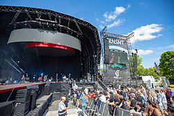 The Temperance Movement open today on the main stage. TRNSMT Friday 6Th July 2018