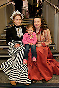 Galway launches 200 Gatherings ! Come home to Irelands Cultural Heart  with help of Sarah Bartle Sarah Gavin Fohenagh District Gathering and Ella Farrell  at Aras An Contae. Picture Andrew Downes.