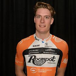 06-01-2017: Wielrennen: Presentatie Team Roompot: Rotterdam<br /> presentatie Team Roompot: Tim Ariesen: <br /> 6 daagse Rotterdam 2017