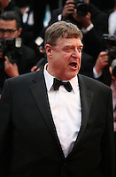 Actor John Goodman.at the The Coen brother's new film 'Inside Llewyn Davis' red carpet gala screening at the Cannes Film Festival Sunday 19th May 2013