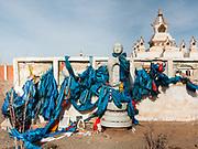 A buddhist temple in Dalanzadgab town.