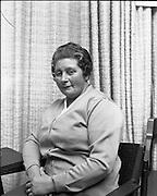07/01/1969.01/07/1969.07 January 1969. Erin Foods function at Erin Foods Ltd. Dublin prizewinner Mrs Mary Rice, Crumlin.