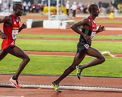 mens 5000 meters, Moses Letoyie, Kenya,
