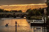Richmond river colour
