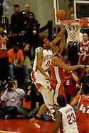 COPYRIGHT DAVID RICHARD.Illinois at Ohio State; Feb. 12, 2006