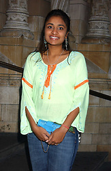VANISHA BHATIA daughter of Lakshmi Mittall at the opening party for Diamonds - a new exhibition at The Natural History Museum, London in association with De Beers held on 6th July 2005.<br />