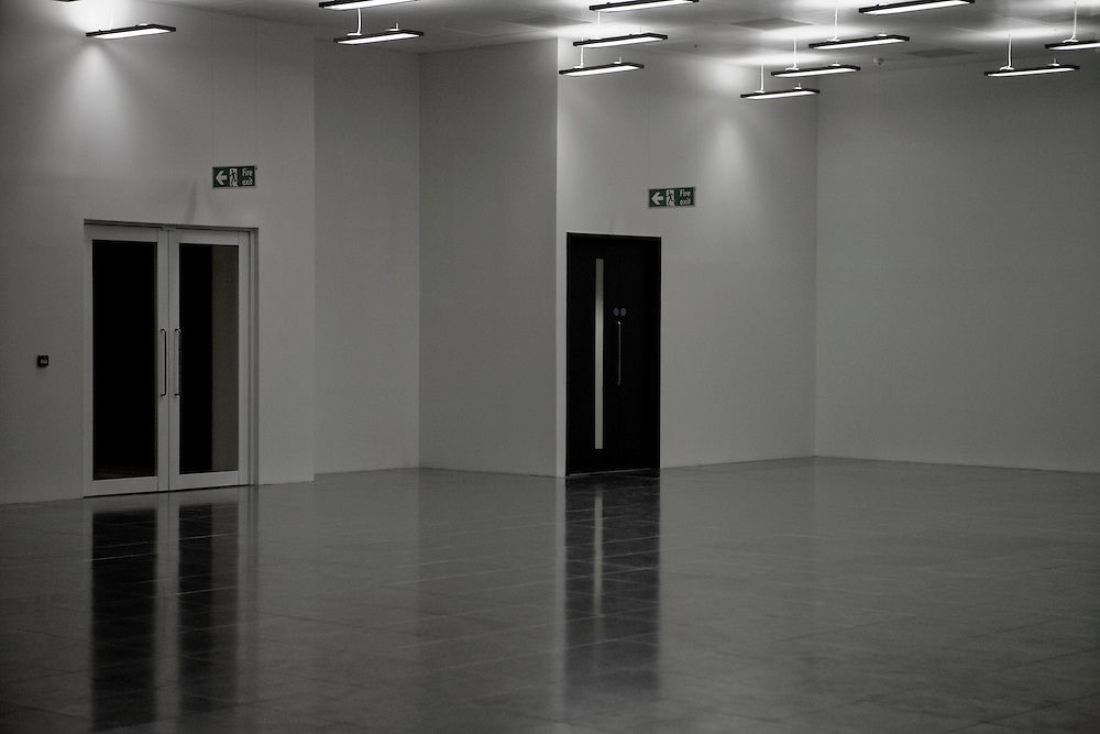 Empty office space.