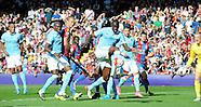 Crystal Palace v Manchester City 120915
