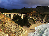 Bixby Bridge - Big Sur, California.