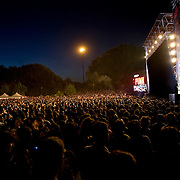 Torino Traffic Festival, July 12nd, 2007. Daft Punk in concert.