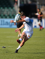 Jack Walsh of Exeter Chiefs - Mandatory by-line: Arron Gent/JMP - 13/09/2020 - RUGBY - Allianz Park - London, England - Saracens v Exeter Chiefs - Gallagher Premiership Rugby