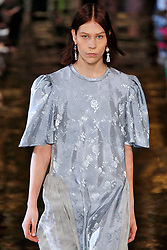 March 5, 2018 - Paris, France - Image licensed to i-Images Picture Agency. 05/03/2018. Paris, France. Stella McCartney show at Paris Fashion Week for Autumn/Winter 2018. (Credit Image: © i-Images via ZUMA Press)