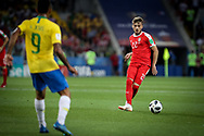 Adem Ljajic of Serbia during the 2018 FIFA World Cup Russia, Group E football match between Erbia and Brazil on June 27, 2018 at Spartak Stadium in Moscow, Russia - Photo Thiago Bernardes / FramePhoto / ProSportsImages / DPPI