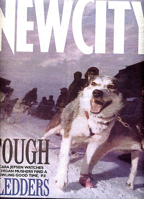 New City Chicago - Cover Story 1996