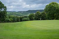 TRIER (Treves) - Duitsland - hole 2 van GCT, Golf Club Trier. . COPYRIGHT KOEN SUYK