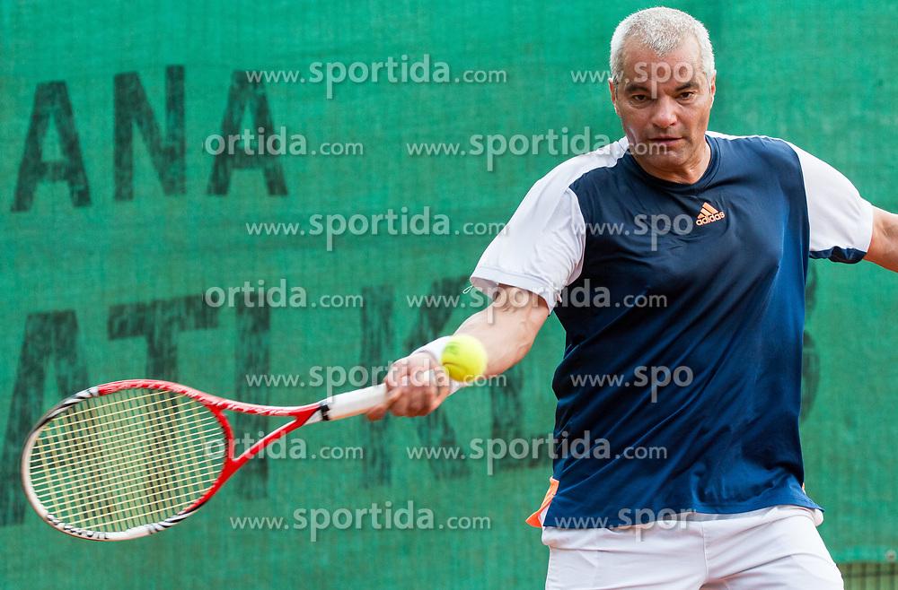 Sasa Arsenovic at Petrol VIP tournament 2018, on May 24, 2018 in Sports park Tivoli, Ljubljana, Slovenia. Photo by Vid Ponikvar / Sportida