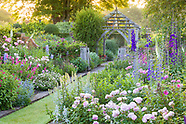 Garden Features by Season