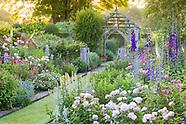 Wollerton Old Hall Garden - July