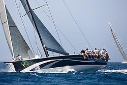 © Sander van der Borch. Porto Cervo,  5 September 2008. Maxi Yacht Rolex Cup 2008  (1/ 6 September 2008). Day 4.