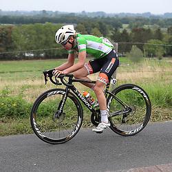 29-08-2018: Wielrennen: Ladies Tour: Nijmegen<br /> Anna van der Breggen probeerde iets te forceren maar zonder succes