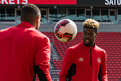 September 1, 2017 - Toronto, Ontario, Canada - MANJREKAR JAMES during open training session conference in Toronto before the Canada-Jamaica Men's International Friendly match at BMO Field in Toronto Canada September 2, 2017  (Credit Image: © Anatoliy Cherkasov/NurPhoto via ZUMA Press)