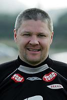 Fotball<br /> Portretter Tippeligaen 2006<br /> Foto: Morten Olsen, Digitalsport<br /> <br /> Mons Ivar Mjelde<br /> Brann