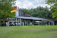 TRIER (Treves) - Duitsland - clubhuis,  Golf Club Trier. . COPYRIGHT KOEN SUYK