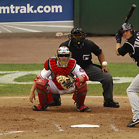 21 July 2007:  Colorado Rockies shortstop Troy Tulowitzki (2) in action against the Washington Nationals.  The Nationals defeated the Rockies 3-0 at RFK Stadium in Washington, D.C.  ****For Editorial Use Only****