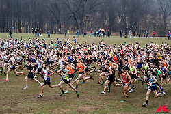 USATF Club Cross Country Championships<br /> Mens Open 10K race<br /> won by Morgan Pearson and Tinman Elite team
