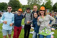 Pub in the Park at the Royal Victoria Park, Bath, on Saturday 19th June 2021