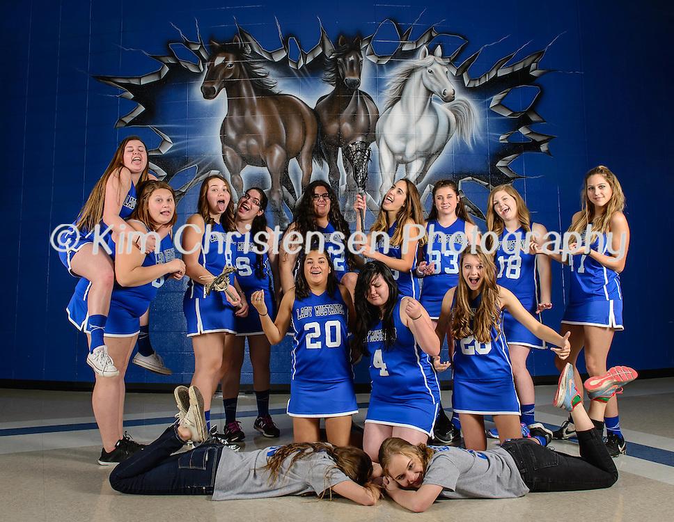 Friendswood Girls Lacrosse 2016 team photos