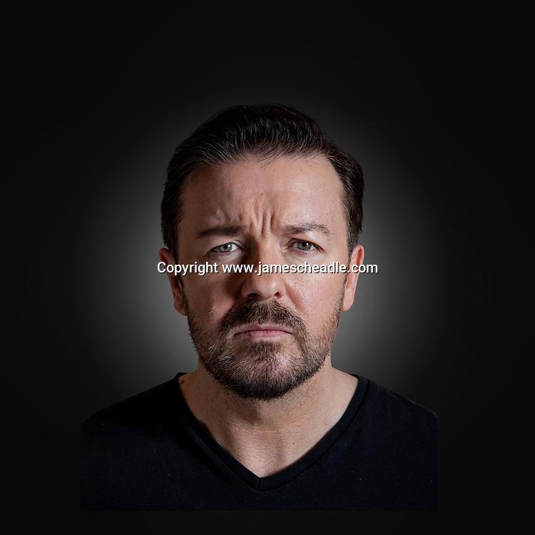Ricky Gevais portrait