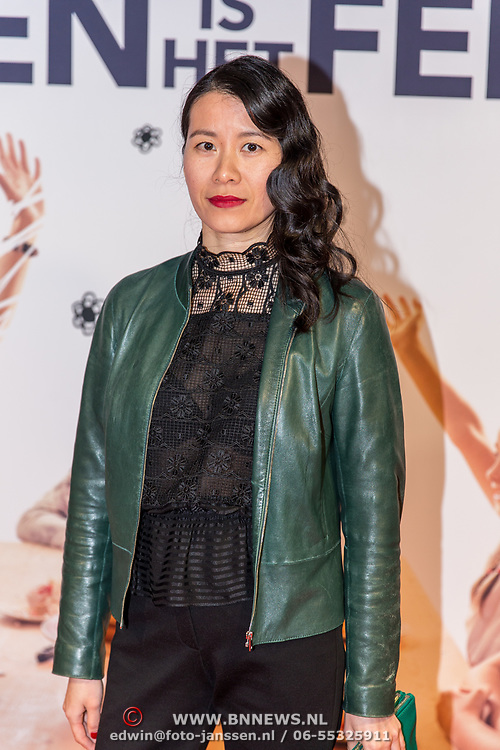 NL/Utrecht/20200929 - NFF filmpremiere Buiten is het Feest, Li-Tong Hsu
