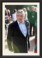 ROBERT DE NIRO Hyde Park London June 2008.Large 30x20 inch Museum-quality Archival signed Framed Print £500
