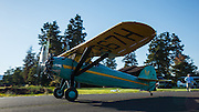 A 1929 Davis V3 preparing to fly at the 2013 Hood River Fly In at WAAAM.