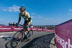 Ilona Hoeksma has the VAMberg summit in her sights - Ronde van Drenthe 2016, a 138km road race starting and finishing in Hoogeveen, on March 12, 2016 in Drenthe, Netherlands.