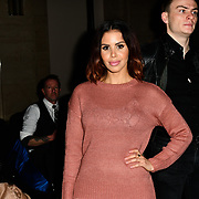Shanie Ryan attend Indonesian Fashion Showcase - Jera at Fashion Scout London Fashion Week AW19 on 16 Feb 2019, at Freemasons' Hall, London, UK.