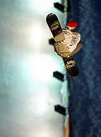 Snowboard<br /> VM 2015<br /> 17.01.2015<br /> Foto: Gepa/Digitalsport<br /> NORWAY ONLY<br /> <br /> INNSBRUCK - ØSTERRIKE<br /> <br /> Air and Style. Image shows Emil Ulsletten (NOR).