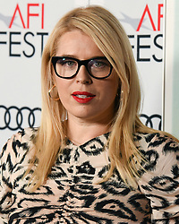 November 8, 2018 - AMANDA DE CADENET attends the Opening Night World Premiere Gala Screening of 'On The Basis Of Sex' at AFI FEST 2018 Presented By Audi at TCL Chinese Theatre (Credit Image: © Billy Bennight/ZUMA Wire)