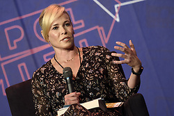 July 29, 2017 - Pasadena, California, United States - Chelsea Handler speaks during Politicon at the Pasadena Convention Center in Pasadena, California on July 29, 2017. Politicon is a bipartisan convention that mixes politics, comedy and entertainment. (Photo by: Ronen Tivony) (Credit Image: © Ronen Tivony/NurPhoto via ZUMA Press)
