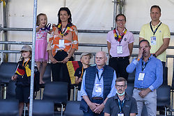 Thieme family<br /> European Championship Riesenbeck 2021<br /> © Hippo Foto - Dirk Caremans<br /> 05/09/2021