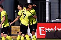Alex Reid. Boreham Wood FC 0-3 Stockport County. Vanarama National League. Meadow Park. 24.4.21
