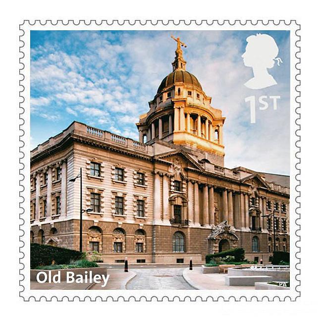 Royal Mail stamp.