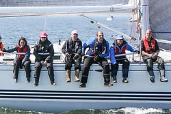 , Travemünde - Maibock Regatta 06.05. - 07.05.2017, ORC - Xtra fun - GER 5509 - Horst Figge-Jänke - X-37 - Sail-Lollipop Regatta Verein  e.VƗ