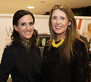 21/02/2018 REPRO FREE  The 2018 Irish Fashion Innovation Awards was launched at Monaghans & Sons Ltd showrooms.<br /> <br /> The 2018 Irish Fashion Innovation Awards take place on March 22nd at The Galmont Hotel & Spa, Galway<br /> At the stylish launch was attended by  Blathnaid Ni Mhurchu and Lauragh Quinn from Goldenegg. Photo:Andrew Downes, XPOSURE
