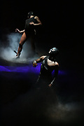 Performance dancers from,The Britney Spears Circus Tour, Houston, Texas.