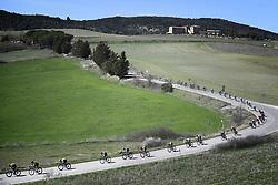 March 15, 2019 - Pomarance, Pisa, Italy - Pentalon during stage 3 Pomarance to Foligno (140 miles) (Credit Image: © Fabio Ferrari/Lapresse via ZUMA Press)