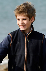 EMBARGOED TO 1700 THURSDAY APRIL 15 File photo dated 20/09/20 of James Viscount Severn, the son of the Earl and Countess of Wessex, who is one of the 30 members of the royal family who will be in attendance at the Duke of Edinburgh's funeral at Windsor Castle on Saturday. Issue date: Thursday April 15, 2021.
