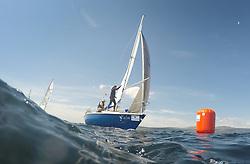 Silvers Marine Scottish Series 2017<br /> Tarbert Loch Fyne - Sailing<br /> GBR8173N, Kalm, Steven Lyon, Cove, Sonata OD<br /> <br /> Credit Marc Turner / PFM